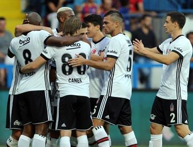 Beşiktaş Porto'yu paramparça etti