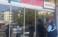 KAHVEHANE - Bingöl'de Kaldırımı İşgal Eden 6 Kahvehane Kapatıldı
