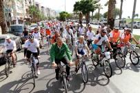 BİSİKLET YARIŞI - Bisiklet Tutkunları Şenlikte Buluşuyor