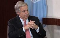 EYLEM PLANI - BM Genel Sekreteri Guterres Açıklaması 'Myanmar Yetkililerini Şiddeti Sonlandırmaya Çağırıyorum'