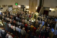 YAĞMUR DUASI - Bozüyük'te Yangına Karşı Yağmur Duası