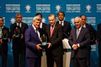 İBRAHIM KARAOSMANOĞLU - Büyükşehir'in Beyaz Kalpler Projesine Mansiyon Ödülü