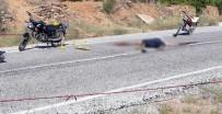 AKKENT - Çal'da Cinayet Açıklaması 1 Ölü