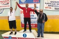 GÖRME ENGELLİ - Çankaya Halterde Türkiye Şampiyonu Oldu