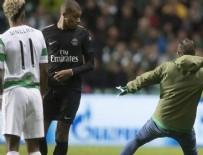 PARİS SAİNT GERMAİN - Celtic - PSG maçında Mbappe'ye saldırı