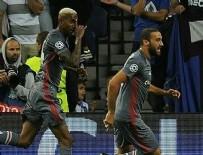 Cenk Tosun'dan Porto'ya enfes gol