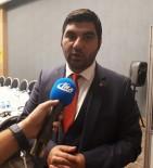 LANSMAN - Cm Expo İş-İnşaat Makineleri Fuarı 4 Ekim'de Antalya'da Açılıyor