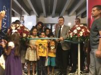 CANLI PERFORMANS - Çocuk Sanat Merkezi Yaz Kursları Sergisi Açıldı