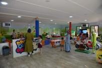 ÇOCUK GELİŞİMİ - Çocuklar Pıtırcık Oyun Evi'nde Hem Eğleniyor, Hem Öğreniyor