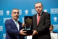 DİL GELİŞİMİ - Cumhurbaşkanı Erdoğan'dan Başkan Çelikcan'a Ödül