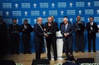 Cumhurbaşkanı Erdoğan'dan Bursa Büyükşehir Belediyesi'ne Ödül