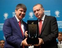 MAHALLİ İDARELER - Cumhurbaşkanı Erdoğan'dan Türel'e Ödül