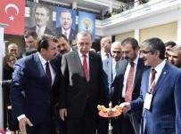 REHABİLİTASYON MERKEZİ - Cumhurbaşkanı Erdoğan Kahramanmaraş Standını Gezdi