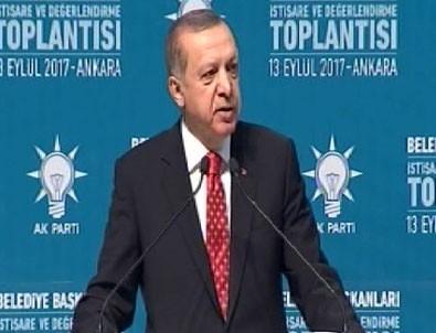 Cumhurbaşkanı Erdoğan: Sen kimsin neyi bitiriyorsun