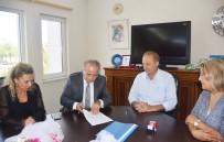 İŞ BANKASı - Didim Belediyesi İle Vakıfbank Arasında Protokol İmzaladı