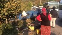 Düzce'de Patpat Kazası Açıklaması 7 Yaralı