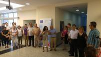 SINIR ÖTESİ - 'Efsanelerin Yolu' Fotoğraf Sergisi Açıldı