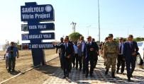 MURAT ZORLUOĞLU - Erciş'in Büyük Projesine Milyonluk Destek