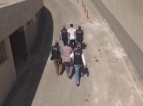 CANLI BOMBA - Gaziantep'te canlı bomba yakalandı
