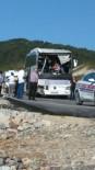 Hafriyat Kamyonu İle Otobüs Çarpıştı Açıklaması 5 Yaralı
