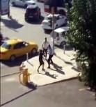 BOKSÖR - Halk Otobüsü Şoförü Tartıştığı Sürücüyü Yumruklarıyla Darp Etti