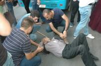 OTOBÜS ŞOFÖRÜ - Hareket Halindeki Otobüsten Düştü