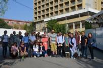 ULU CAMİİ - İpek Yolu'nda 'Türk Kervansarayları Kültür Gezisi' Devam Ediyor
