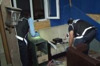 TOPKAPı - İstanbul'da Eş Zamanlı Narkotik Operasyonu