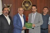 BAŞSAVCı - İTSO Yönetiminden Başsavcıya Ziyaret