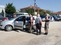 EHLİYETSİZ SÜRÜCÜ - Jandarma'dan Geniş Çaplı Denetim
