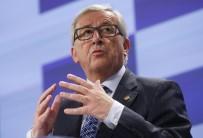 AVRUPA KOMISYONU - Juncker'den 'Türkiye' Açıklaması