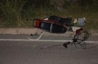 Kırıkkale'de Trafik Kazası Açıklaması 2 Yaralı