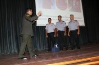 NECİP FAZIL KISAKÜREK - Komutandan Özel Güvenlikçilere 'Bombacı Mülayim Gibi Olmayın' Uyarısı