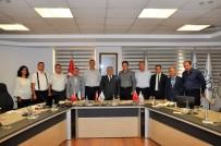 NECMETTİN ERBAKAN - Konya'da 5. Değirmencilik Danışma Kurulu Toplantısı Gerçekleşti