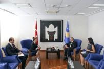 KOSOVA BAŞBAKAN YARDIMCISI - Kosova İle Türkiye Arasında İşbirliği Artacak