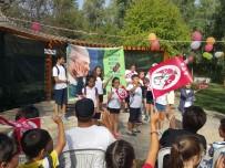 KıNALı - Köyceğiz'de 'Göl Kumpanyası' Gösterisi