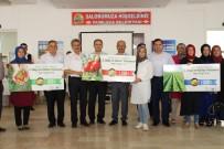 MAVIKENT - Kumluca'da Kadın Çiftçiler Yarıştı