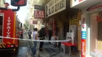 HAMIDIYE - Malatya'da İşyeri Yangını Korkuttu