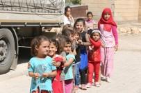 GÖNÜL ELÇİLERİ - Mardin Belediyesi 700 Çocuğun Saçını Kestirdi