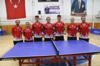 İBRAHİM GÜNDÜZ - Masa'da Hedef Avrupa Şampiyonluğu