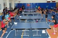 İBRAHİM GÜNDÜZ - Masa Tenisinde Hedef Avrupa Şampiyonluğu