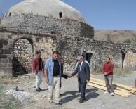 KARS VALİLİĞİ - Mazlumağa Hamamı'nın Restorasyonu Başladı