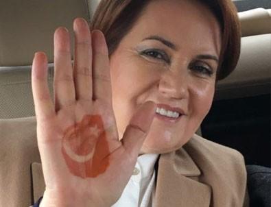 Meral Akşener'in partisinin logosu belli oldu