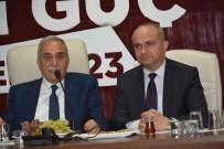 SABAH NAMAZı - Mersinli'den Bakan Fakıbaba'ya Manisa Teşekkürü