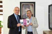 CENGIZ ERGÜN - MESOB Başkanı Geriter'den Başkan Ergün'e Davet