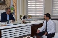 ÜLKÜCÜ - MHP'li Öztürk, Alaşehir'de Başkan Karaçoban'la Buluştu