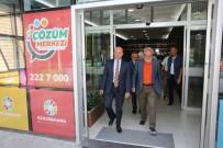 MUSTAFA ELİTAŞ - Mustafa Elitaş Kocasinan Belediyesi'nde