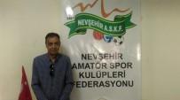 MUSTAFA AVCı - Nevşehir'de U 19 Ligi Başlıyor