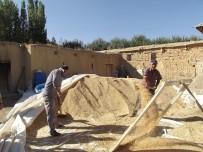 BENZIN - Oda Başkanı Aşkan'dan Çiftçilere Ziyaret
