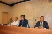 ORMAN YANGıNLARı - Oltu'da Halk Günü Ve Asayiş Toplantısı Yapıldı